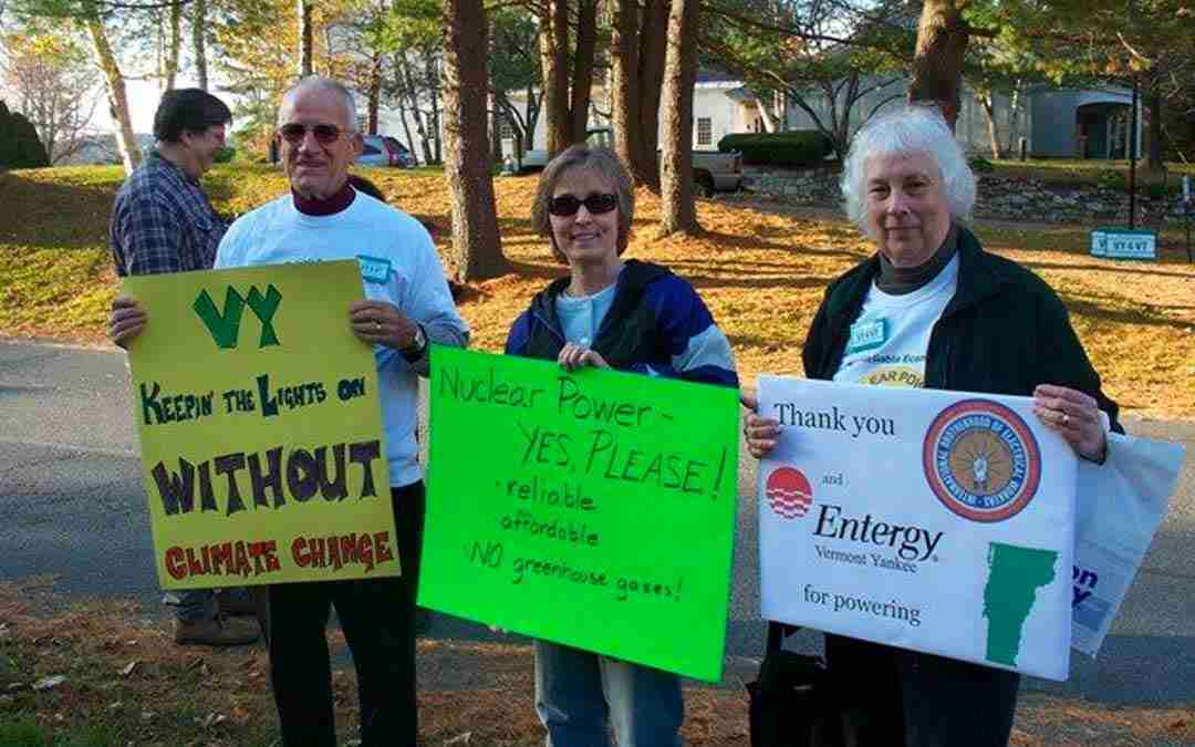 Pro-Nuclear Advocacy: Be Local. Be Visible.